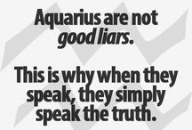 Aquarius || I know myself very well ... and this is true !!! Its My character || / I know myself very well ... and this is true !!! Its My character