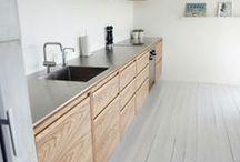 Cozinha / Cozinha madeira