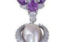 Vidros, cristais, pedras preciosas e jóias / Sobre objetos para a casa, antiguidades e adornos