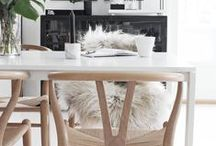 Dining Home // Inspiration