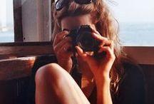 Photography - Portrait Holding Camera