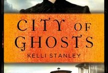 My Book Covers / Novels, short stories and essays / by Kelli Stanley