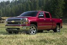 Charming Chevy Trucks / Sometimes you need to tow, haul and get work done. / by McCluskey Chevrolet
