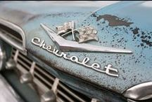 Chevrolet Classics / Classic Chevrolet vehicles that are beautiful to revisit.  / by McCluskey Chevrolet