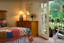 Carmel Country Inn, Carmel, California / Offering a romantic and luxurious inn in Carmel, CA. This beautiful inn offers one and two bedroom suites that are pet friendly.