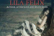 My Books / www.lilafelix.com