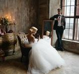 Wedding Photography / ♥ Inspiration ♥  from other photographers. •Creative Wedding Session•