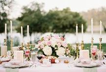 Wedding Decor / ♥ Inspiration ♥