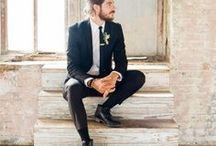 Grooms / ♥ Inspirations ♥