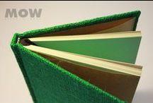 Cuadernos MOW - Hecho a mano / Cuadernos MOW - Hecho a mano. hand made encuadernación encuadernacion