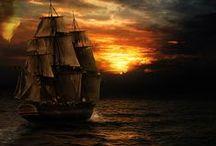 Ships/Boats & Yachts / by Marlene ♀♀