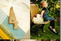 Back to school / Inspiration for school photography and back to school sessions