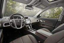 Clean Chevy Interiors / by McCluskey Chevrolet