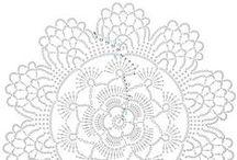 Háčkování vzory // Crochet pattern
