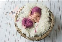 My Newborn Photography / Newborn photography by Anna Allan Photography