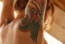 uma tatuagem nunca te abandona