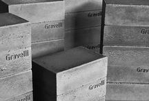 JEWELRY BOX package (made ​​of concrete) by Tomas Vacek / Designed for gravelli.com