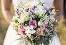 flowers, bouquets