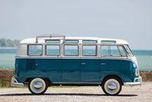Classic cars & vans / by DJ Fraenk
