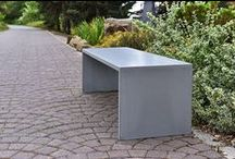 SIMPLY (concrete bench)