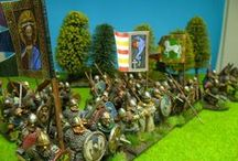 """Dark Age/Early Medieval Wargaming / Wargaming with miniatures in """"Dark Age"""" or early Medieval period. Main focus on Britain from the time of Viking incursions until early 11th Century"""