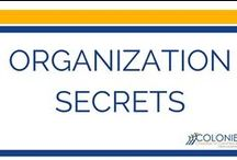 Organization Secrets