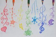 Art - Doodles & chibi