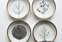 Ceramics / ceramics painting and decoration