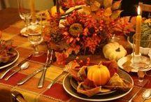 Fall Harvest Entertaining