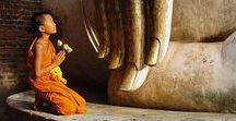 TIBET and monk