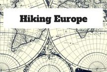 Hiking Europe / Hiking Scrambling & trekking everywhere in Europe