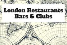 London Restaurants Bars & Clubs / Where to eat & drink in London England. Foodie guides, reviews and ratings
