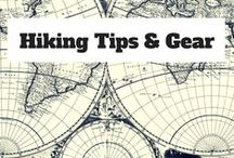 Hiking Tips & Gear / Hiking Scrambling Climbing Trekking tips and products