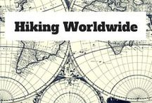 Hiking Worldwide / Hiking Scrambling and trekking routes around the world