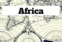Africa / Everything to do with Africa
