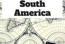 South America / Everything about South America