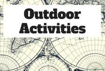 Outdoor Activities / Outdoor Adventure Activities from around the World