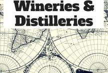 Wineries & Distilleries / Anything to do with drinking