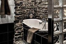 bathrooms / by gioulinakik k