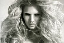 Hair and makeup i love / by Glenn Nutley