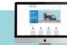 Our Web Design / Samples of some websites created by BlueMelon Design