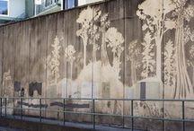 Street Art ●