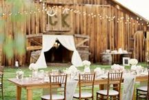 RANCH WEDDING INSPIRATION / You plan your wedding and are looking for inspiration? Here you find all about wedding dresses, wedding shoes, wedding hair, wedding cakes, bridemades, grooms, wedding decoration and a lot more...