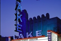 Lake Theatre / The Classic Cinemas Lake Theatre is located in downtown Oak Park, IL  / by Classic Cinemas