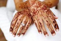 Bridal Mehndi / Beautiful Henna Designs for Weddings