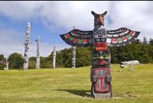 Totem Poles and alike
