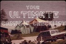 Camping and Travel / Tips for camping and travel to make life more fun on the road!