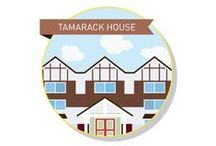 Tamarack House - Grad Students & Year 3 - 5 / WHO LIVES HERE: Graduate, professional program and upper year (third, fourth and fifth year) undergraduate students.Students living in Tamarack House have a relaxed confidence. They are happy to be living on their own and still have a roommate or three to share their graduate or professional student experience with. They enjoy having opportunities at their doorstep to support their personal or academic goals.