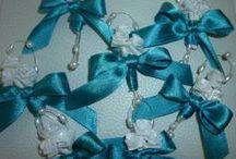 Svadobné pierka / Stačí si vybrať vzor, farbu, kvietok, perličku ... a svadobné pierka sú na svete :) Podľa Vášho želania.