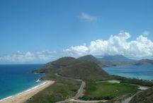 Caribbean Travel / Cruising from San Juan Puerto Rico to St. Thomas, USVI; Barbados; St. Lucia, WI; St Kitts, WI; St. Maarten, NA